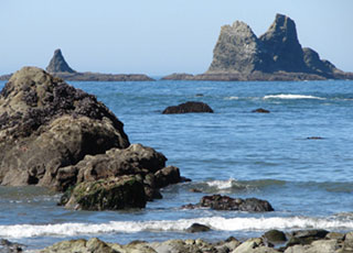 Olympic Coast National Marine Sanctuary.