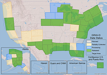 National Geodetic Survey NOS Fiscal Year Year In Review - Us geodetic survey maps