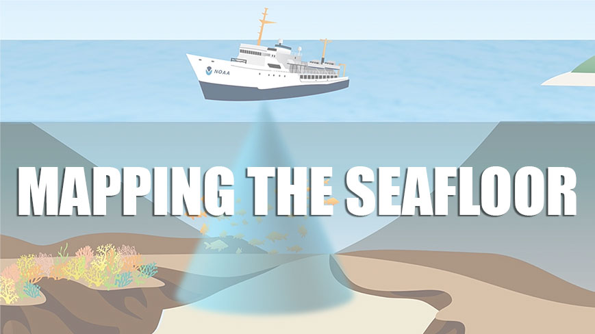 Mapping the Seafloor: Video