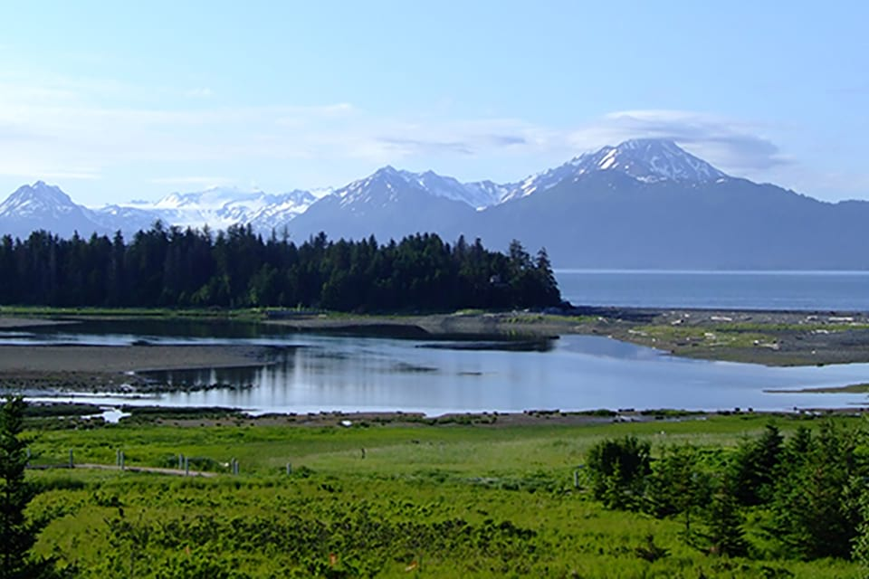 Kachemak Bay Research Reserve in Homer, Alaska.