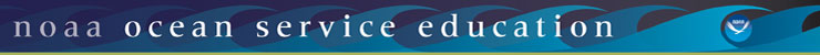 NOAA Ocean Service Education banner