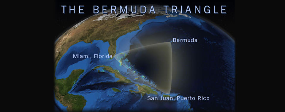 Research on bermuda triangle