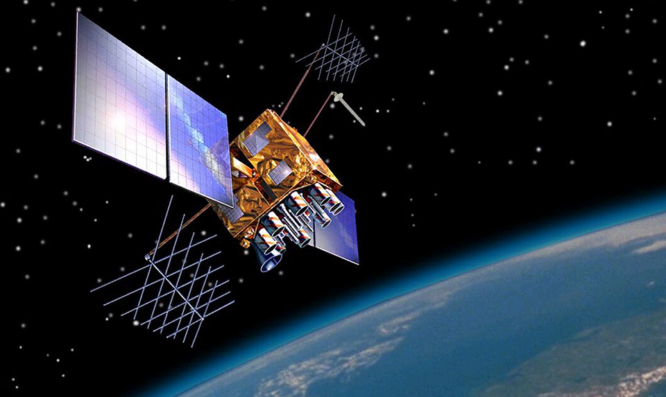GPS Block IIR(M) Satellite