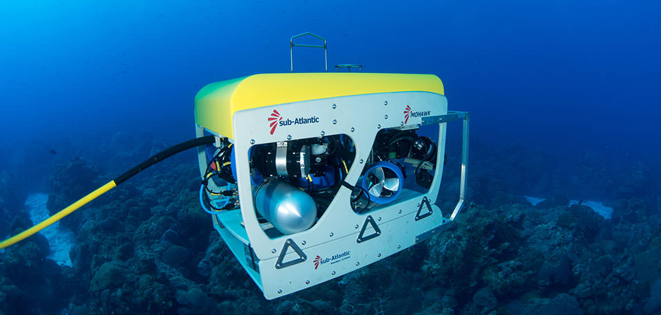 What Is The Difference Between An Auv And A Rov