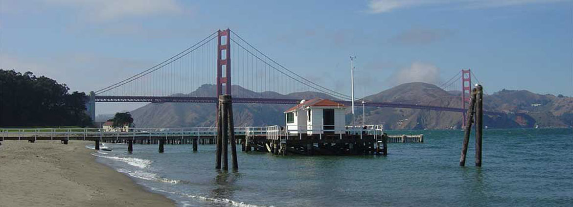 NOAA San Francisco Tide Station, in operation for more than 150 years