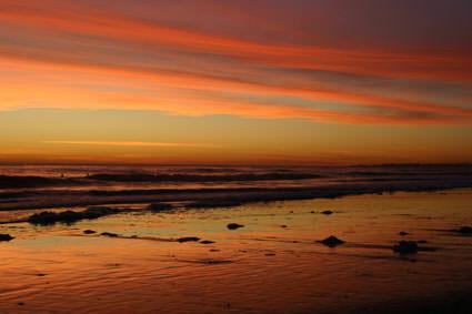 Hendry's Beach, Santa Barbara