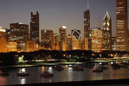 Chicago Coastal Skyline