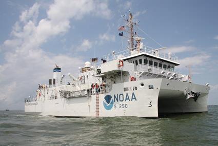 NOAA Ship Ferdinand Hassler