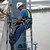 installing air gap sensor