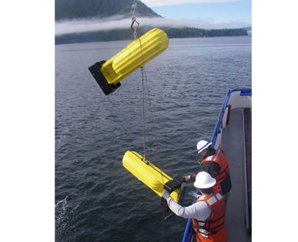 Surveying Tidal Currents