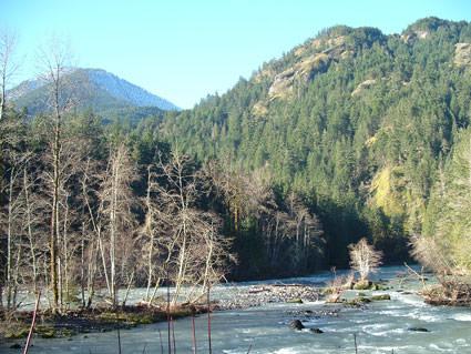 Elwha River, Washington