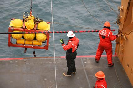 U.S. Coast Guard icebreaker Healy