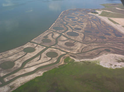 Restoration of Lavaca Bay, Texas