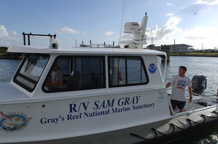 RV Sam Gray