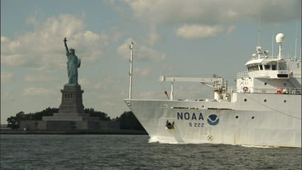 NOAA Ship Thomas Jefferson