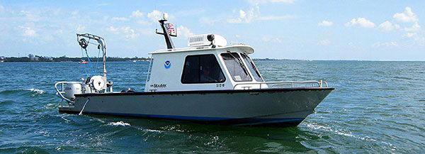 NOAA Navigation Response Team