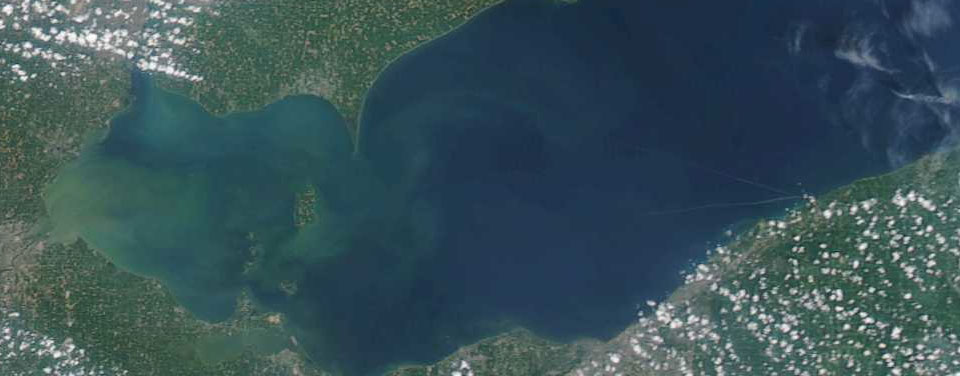 Lake Erie HAB