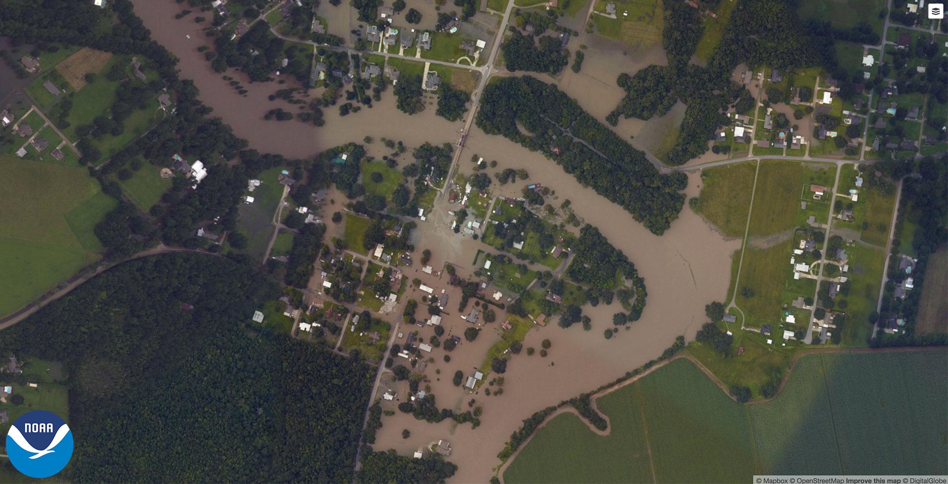 Denham Springs August 2016 Louisiana Flooding