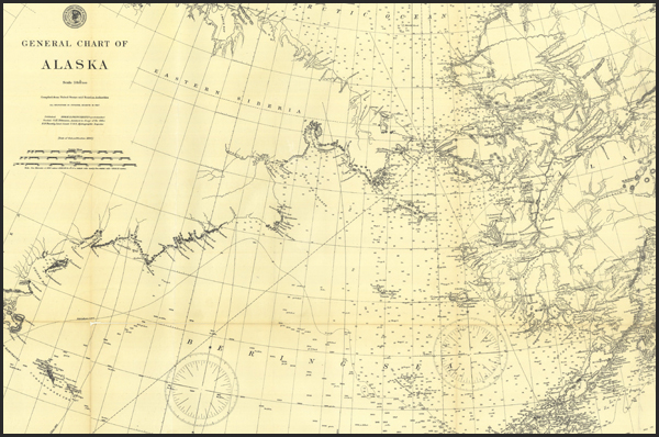 Arctic Survey To Help Set Charting Priorities - Us coast and geodetic survey maps