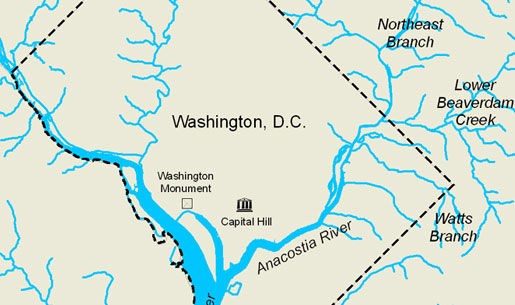 watersheds from anacostia river in washington dc to chesapeake bay essay Syrofoam pollution on the anacostia river at bladensburg waterfront park   styrofoam food packaging is now a thing of the past for restaurants in  washington, dc, and montgomery county  to the potomac, will become one of  the first styrofoam-free watersheds in the country  photo essay: preserving.
