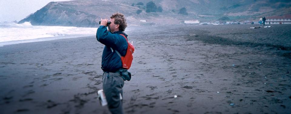 NOAA Beach Watch Volunteer