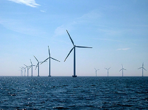 Barrow offshore wind farm (UK)