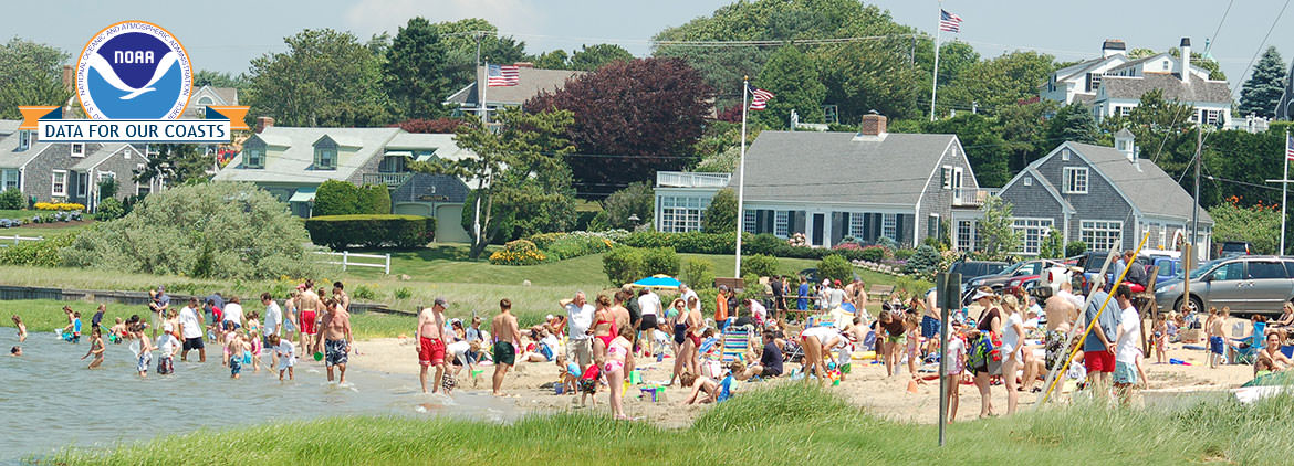 beach in Cape Cod, Mass.