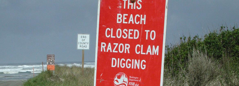 West Coast Harmful Algal Bloom