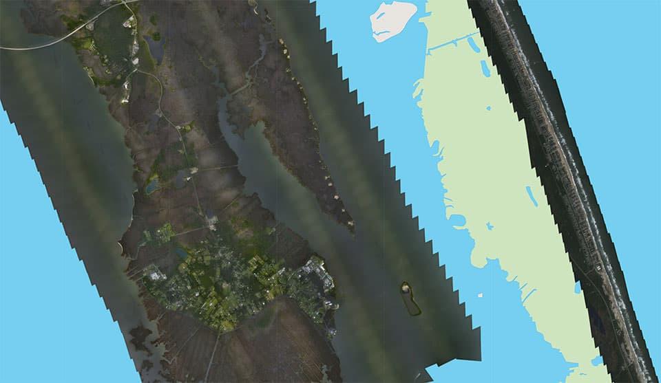 Hurricane Florence Flooding Damage Assessment Images