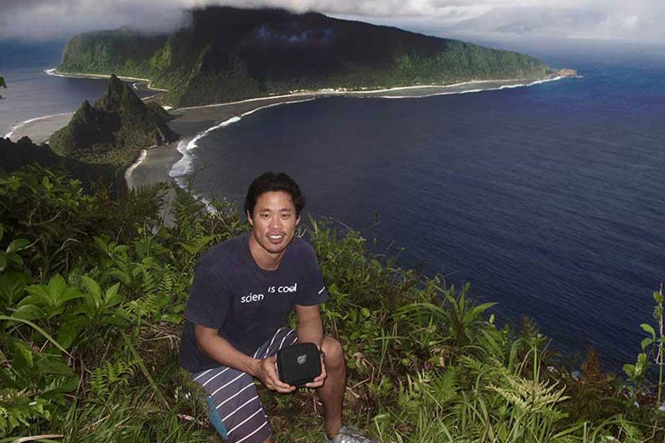 Hideyo Hattori on American Samoa