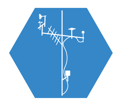meteorogolical data icon